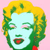 ANDY WARHOL - Marilyn No 29, Sunday B. Morning (after A. Warhol)