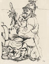 George Grosz,  Morgenluft, 1930