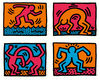 Keith Haring, Pop  Shop I-IV, 1988