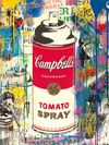 MR. BRAINWASH auch Thierry Guetta (MBW) - Tomato Spray