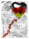 MR. BRAINWASH (Thierry Guetta) - Germany Stay strong