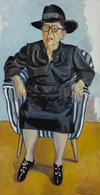Alice Neel, Lilly  Brody, 1977