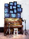 Nam June  Paik, Piano Piece, 1993