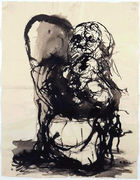 Baselitz, Georg ◊ Georg Baselitz - Morgenstunde (morning hour)