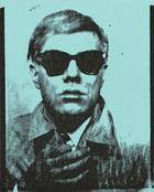 Andy Warhol, Self-Portrait, 1963/64