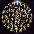 Aires, Carlos ◊ Garden of Delights (Gold Vinyl Edition)
