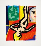 Tom Wesselmann - Nude with Picasso.