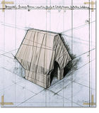 CHRISTO, CHRISTO ◊ Wrapped Snoopy House