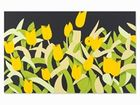Auctionata Berlin - Alex Katz, Yellow Tulips, Farbserigrafie, 2014