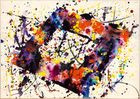 Sam Francis, Drift II. 1976