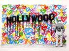 BRAINWASH auch Thierry Guetta (MBW), Mr. ◊ Hollywood