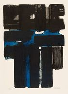 Pierre Soulages, N° 10