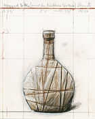 Christo, ◊ Wrapped Bottle