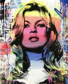 BRAINWASH auch Thierry Guetta (MBW), MR. ◊ Kate Moss (2018)