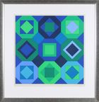 Vasarely, Victor ◊ Komposition