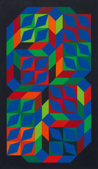 Victor Vasarely, Tridium