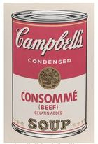 Andy Warhol Campbells's Soup