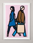 Julian Opie | New York Couple