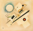 Beurret Bailly Widmer Auktionen AG - Wassily Kandinsky, Komposition, 1923