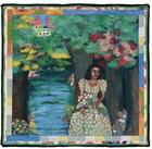 Faith Ringgold, Listen to the Trees, 1997