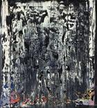 Gerhard Richter, Split (Rubble), 1989