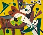 Ernst Wilhelm Nay, Vibration, 1951