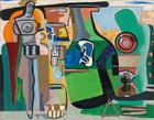 Le Corbusier, Nature morte et figure, 1927/44