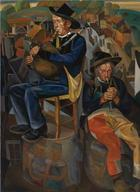 Boris Grigoriev, Binious (Pipe Players)