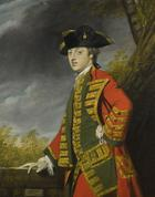 Sir Joshua Reynolds, Portrait of Sir Gerard Napier, 1763