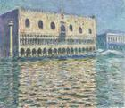 Claude Monet, Le Palais Ducal, 1908
