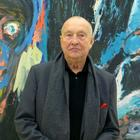 Georg Baselitz in der Fondation Beyeler, 2018