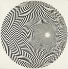 Bridget Riley, Blaze 2, 1963