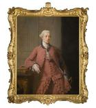 Allan Ramsay, Portrait of Sir William Guise, 1761