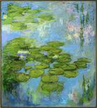 Claude Monet, Nymphéas, 1916-1919
