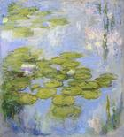Claude Monet, Seerosen, 1916/19