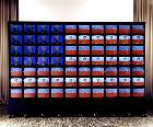 Nam June Paik, Video Flag, 1996
