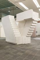 Rachel Whiteread, Untitled (Stairs), 2001