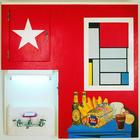 Tom Wesselmann, Still Life #20, 1962