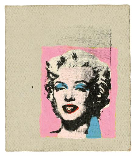 Richard Pettibone, Andy Warhol: Marilyn, 1978