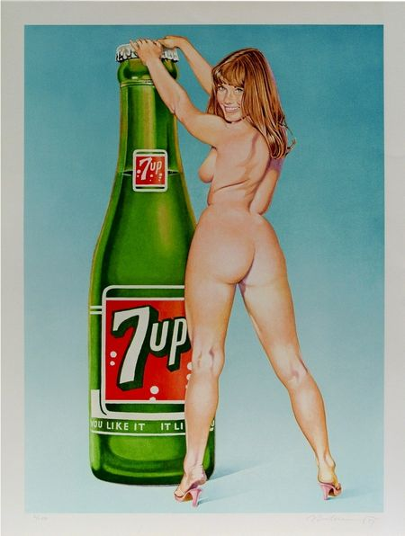 You like it - Seven up