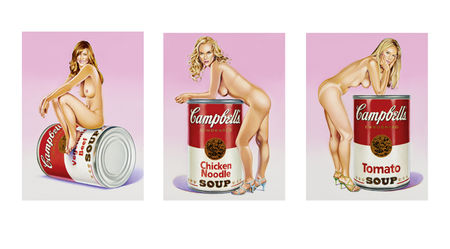 Campbell`s Soup Blondes