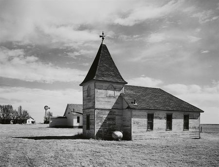 Robert Adams, Swedish Lutheran Church, Clarkville, Colorado, 1966
