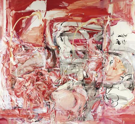 Cecily Brown, The Girl Who Had Everything, 1998