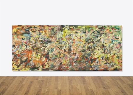 Cecily Brown, The Sick Leaves, 2009/11