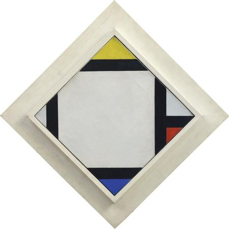 Theo van Doesburg, Contra-Composition VII, 1924