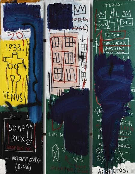 Jean-Michel Basquiat, Untitled, 1982