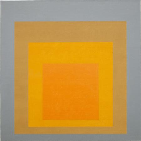 Josef Albers, Homage to the Square: Luminant, 1959