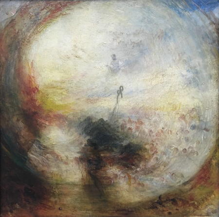 Joseph Mallord William Turner, Light and Colour (Goethe's Theory), um 1843
