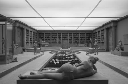 Hans Op de Beeck, The Collector's House, 2016