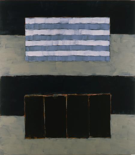 Sean Scully, Dark Light, 1998